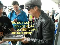 ALICE COOPER Autographed Signed WELCOME TO NIGHTMARE Vinyl Record Album PSA DNA
