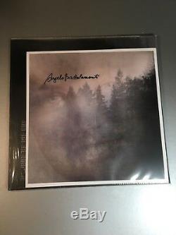 ANGELO Badalamenti Signed Insert + TWIN PEAKS Vinyl ALBUM OOP Auto Authentic