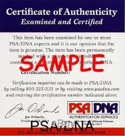 ARETHA FRANKLIN Signed Autographed QUEEN OF SOUL Album LP PSA/DNA