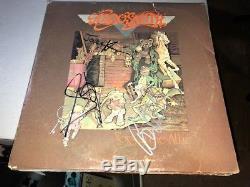 Excellent idea Aerosmith toys in the attic album