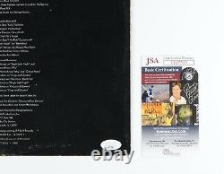 Aerosmith JSA Signed Autograph Album Record LP Steven Tyler Joe Perry Joey