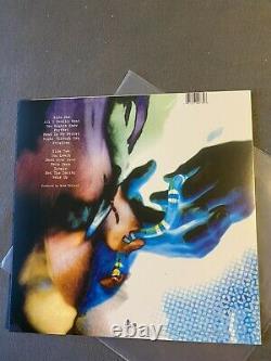 Alanis Morissette Jagged Little Pill Album Signed Clear Vinyl Rare