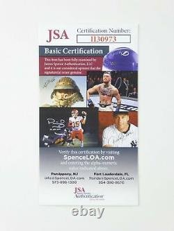Alex Lifeson Signed Rush Permanent Waves 12x12 LP Album Autographed JSA COA