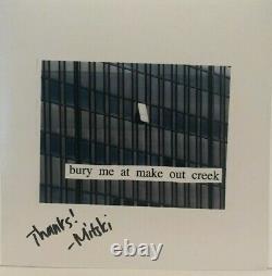 Autographed Mitski signed 12x12 12 Album cover photo Bury Me at Makeout Creek