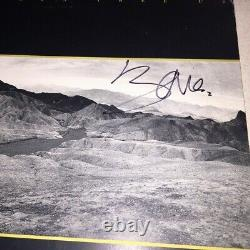 BONO signed autographed THE JOSHUA TREE ALBUM SLEEVE U2 BECKETT BAS COA Q87331