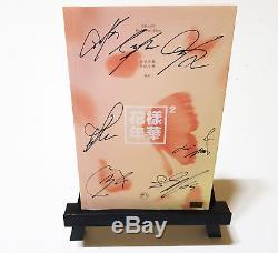 BTS IN THE MOOD FOR LOVE PT. 2 Original Hand Signed Album CD GIFT BOX K-POP