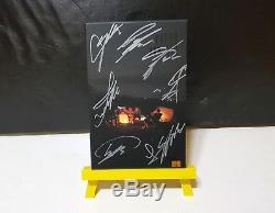BTS YOUNG FOREVER Original Hand Signed Album CD GIFT BOX K-POP KOREA