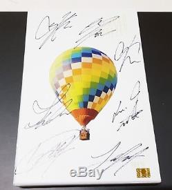 BTS YOUNG FOREVER Original Hand Signed Album CD GIFT BOX K-POP KOREA Day Ver