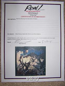 Bauhaus fully-signed Album /Epperson COA