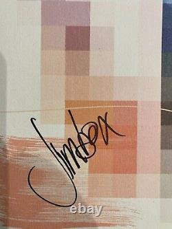 Biffy Clyro Hand Signed A Celebration Of Endings Vinyl Music Autograph 2020 Lp