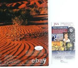 Blue Oyster Cult BOC JSA Signed Autograph Album Vinyl Record