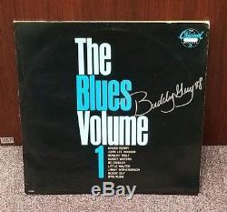 Blues Legend Buddy Guy Signed Autographed The Blues Volume 1 LP Album