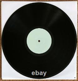 Boy George & Culture Club Life Limited Signed & Numbered Vinyl Test Pressing