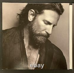 Bradley Cooper Signed Vinyl Album A Star Is Born Actor Autograph Grammy JSA