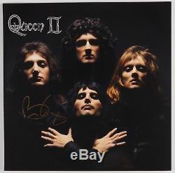 Brian May Signed Queen II Autograph Record Vinyl Album JSA Queen 2