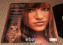 Britney Spears Signed Baby One More Time Single Album Jsa Full Loa Autograph