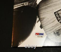 Bruce Springsteen Autograph Signed Born To Run Lp Album Record Psa Jsa