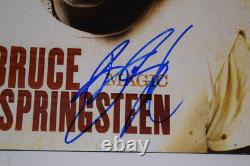 Bruce Springsteen Signed Autographed MAGIC Vinyl Record Album LP Beckett BAS COA