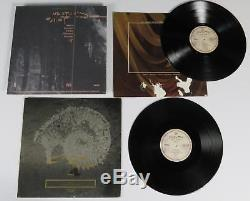 COCTEAU TWINS Signed Autograph Treasure Album Vinyl Record LP by All 3