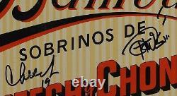 Cheech and Chong Signed Autograph Record Album JSA Vinyl Big Bambu