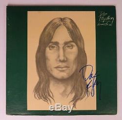 DAN FOGELBERG Signed Autograph Home Free Album Vinyl Record LP