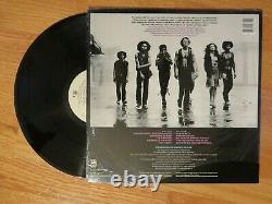 DAVID PATRICK KELLY Luther signed THE WARRIORS 1979 Movie Record / Album
