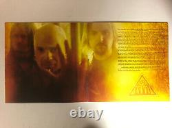 DISTURBED BAND AUTOGRAPHED SIGNED 10,000 FISTS VINYL LP ALBUM JSA COA # ii02155