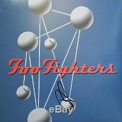 Dave Grohl Signed Foo Fighters Self-Titled New Album Vinyl LP Record