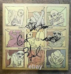 Dave Matthews Band Signed Autographed Away From The World Vinyl Album X3