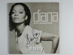 Diana Ross JSA Signed Autograph Album Record The Chic Organization