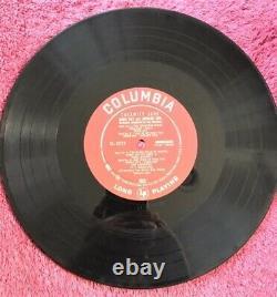 Doris Day Calamity Jane Soundtrack Album Autograph Signed Hollywood Posters