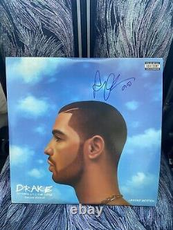 Drake Signed Autographed Nothing Was The Same Vinyl Album Record Exact Proof