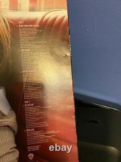 Dua Lipa signed The Only ep 12 lp album