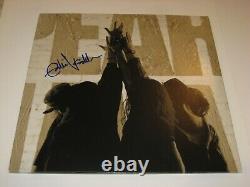 EDDIE VEDDER Signed Pearl Jam TEN Album with Beckett COA GRADED 10