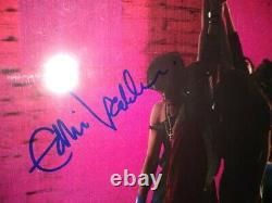 EDDIE VEDDER Signed Pearl Jam Ten VINYL LP Album Beckett BAS JSA LOA COA