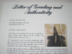 EDDIE VEDDER Signed TEN Album with PSA COA GRADED 10