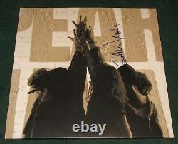 EDDIE VEDDER signed Autographed PEARL JAM TEN ALBUM LP PROOF Alive ACOA COA
