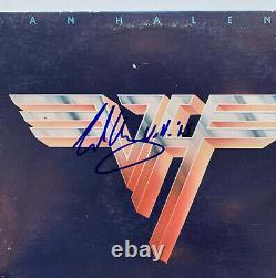 Eddie Van Halen Autographed Album signed. PSA/DNA COA certificate authenticity