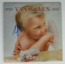 Eddie Van Halen VAN HALEN Signed Autograph 1984 Album Vinyl Record LP