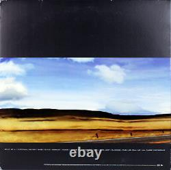 Eddie Vedder Pearl Jam Authentic Signed Yield Album Cover With Vinyl BAS #A85424