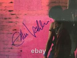 Eddie Vedder Signed In Person Pearl Jam Album & 2016 Souvenir, Wrigley Field