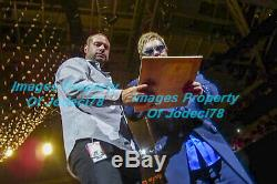 Elton John Signed Goodbye Yellow Brick Road Vinyl Album EXACT Proof JSA COA