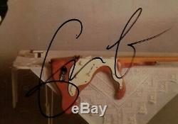 Eric Clapton Signed Autographed LP Record Album WithCOA