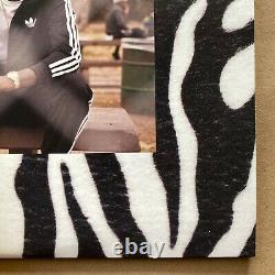 Freddie Gibbs & Madlib Signed Pinata Black Vinyl Record 12 LP Autograph Rare