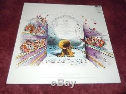 Freddie Mercury Queen Authentic Signed /Autographed 1991 Innuendo Album Cover