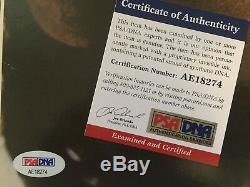 GEORGE CARLIN Autographed Signed AN EVENING WITH Vinyl Record Album PSA DNA CERT