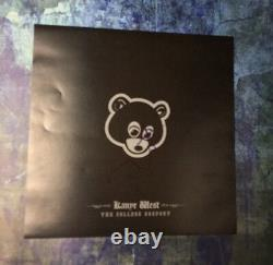 GFA College Dropout KANYE WEST Signed Insert from Record Album PROOF AD2 COA