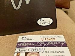 Gene Simmons signed KISS Solo 1978 2014 Reissue Album LP Record Vinyl JSA V73423