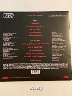 Gene Simmons signed Solo Album JSA/COA RARE Signed In Silver