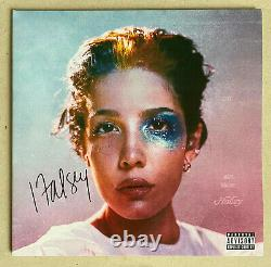 Halsey Manic Signed Gatefold Sleeve Only No Vinyl Included! Bn